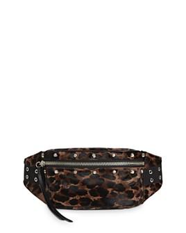ALLSAINTS - Kim Animal-Print Belt Bag