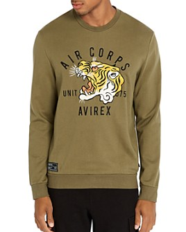 Avirex - Tiger Logo Sweatshirt