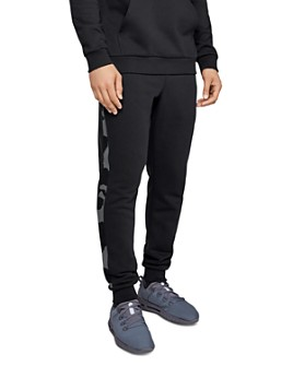 Under Armour - Rival Side-Stripe Fleece Sweatpants