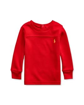 Ralph Lauren - Boys' Waffle-Knit Tee - Baby