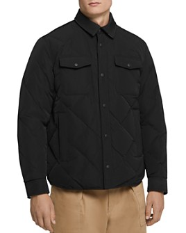 WOOLRICH - Rowland Reversible Shirt Jacket