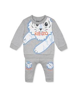 Kenzo - Boys' Tiger Sweatshirt & Animal Pants Set - Baby