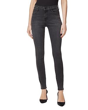 J Brand Maria High-Rise Skinny Jeans in Vane-Women