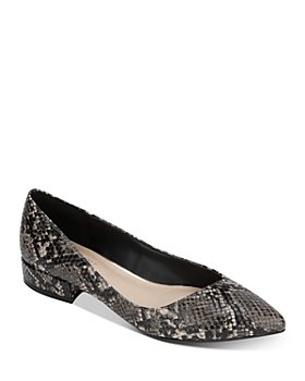 Kenneth Cole - Women's Camelia Pointed-Toe Ballet Flats