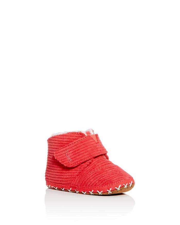 TOMS - Unisex Cuna Corduroy Booties - Baby