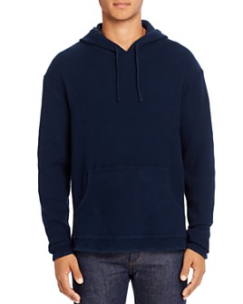 M Singer - Thermal Hooded Sweatshirt