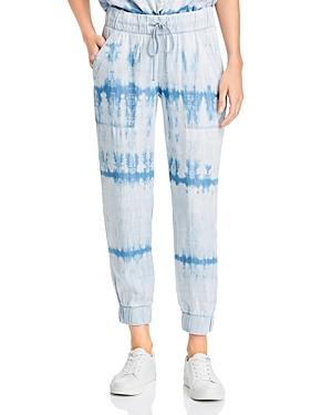Bella Dahl Pants TIE-DYE JOGGER PANTS