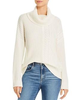 Splendid - Lakewood Mixed-Stitch Sweater