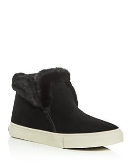 Tretorn - Women's Maggie High-Top Sneakers