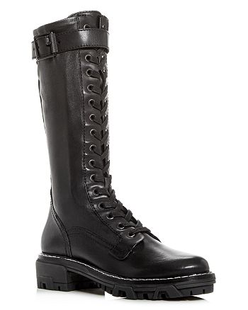 rag & bone - Women's Shiloh Tall Combat Boots