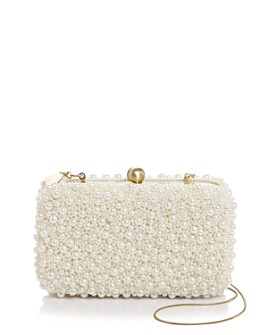 From St Xavier - Marcella Beaded Box Clutch