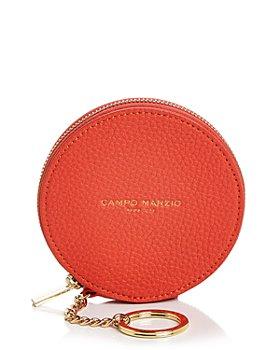 Campo Marzio - Leather Coin Purse Keychain