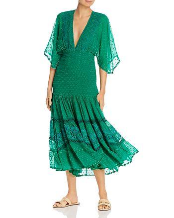 Hemant and Nandita - Cleo Crochet Dot Dress