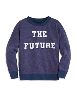 SOL ANGELES - Unisex The Future Sweatshirt - Little Kid, Big Kid