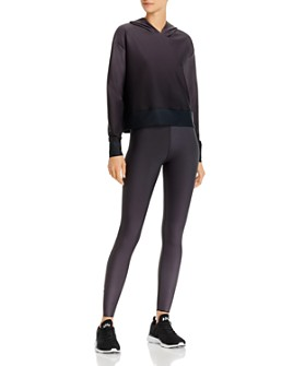 COR designed by Ultracor - Ombré Star Hooded Sweatshirt, Sports Bra & Leggings