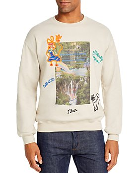 Dirty But Delicate - x Isabelle Brourman Unisex Lucid Embroidered Multimedia Sweatshirt - 100% Exclusive