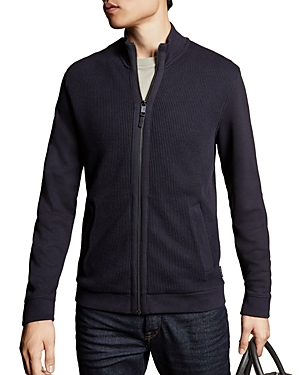 Ted Baker Sweaters SPIED ZIP-FRONT SWEATER