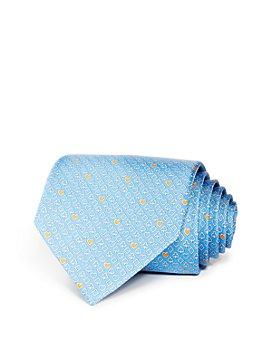 Salvatore Ferragamo - Heart Card Suit Silk Classic Tie