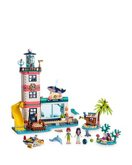 LEGO - Friends Lighthouse Rescue Center Set - Ages 6+