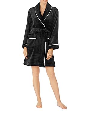 kate spade new york Fleece Short Robe-Women