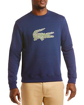 Lacoste - Interlocking Croc Sweatshirt