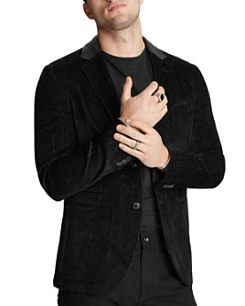 John Varvatos Collection - Striped Slim Fit Jacket