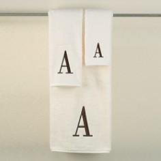 "Avanti ""Monogram Letter"" Hand Towel - Bloomingdale's_0"