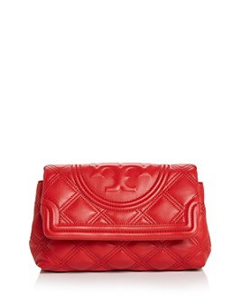 Tory Burch - Fleming Soft Leather Clutch