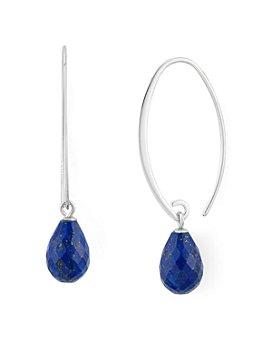 Bloomingdale's - Simple Sweep Threader Earrings in Sterling Silver