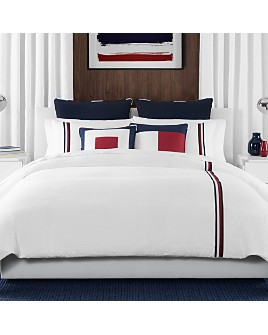 Tommy Hilfiger - Signature Stripe Bedding Collection