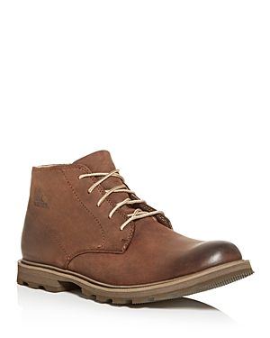 Sorel Boots Men's Madson Waterproof Leather Chukka Boots