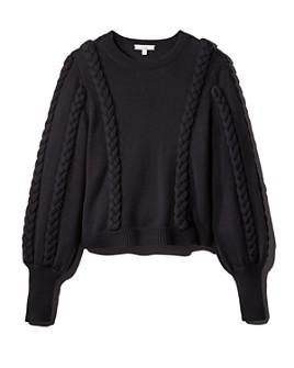 Joie - Chasa Braid Detail Sweater