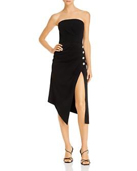 Ramy Brook - Carmen Rhinestone Detail Strapless Dress