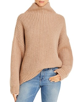 Anine Bing - Sydney Funnel-Neck Sweater