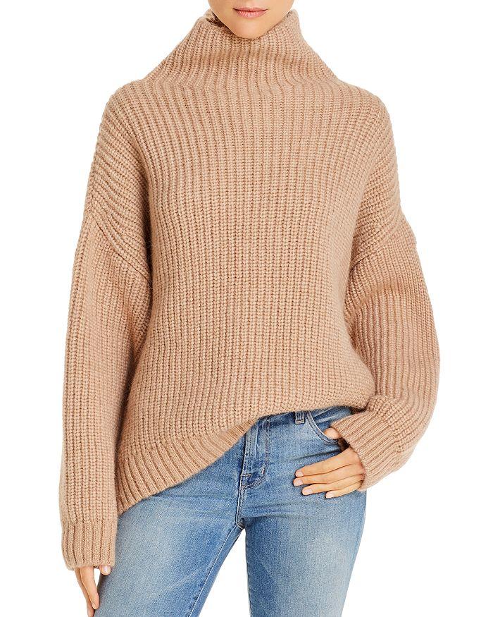 Anine Bing - Sydney Funnel-Neck Sweater