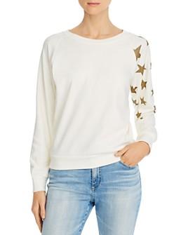 WILDFOX - Fiona Falling Stars Sweatshirt