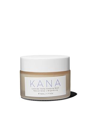 Kana Skincare Lavender Hemp Sleeping Mask