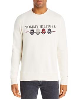 Tommy Hilfiger - Multi-Crest Logo Sweatshirt