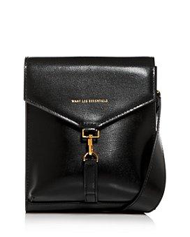 WANT Les Essentiels - Women's Carrasco Leather Convertible Belt Bag