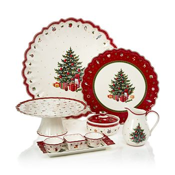 Villeroy & Boch - Toy's Delight Serveware Collection