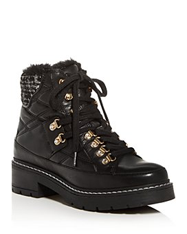 KURT GEIGER LONDON - Women's Roman Combat Boots