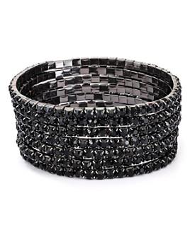 AQUA - Crystal Stretch Bracelet - 100% Exclusive