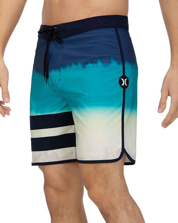 Hurley - Phantom Fever Ombré Swim Shorts