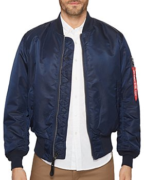 Alpha Industries - MA-1 Reversible Slim Fit Bomber Jacket