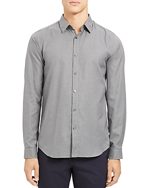 Theory Irving Bridge Regular Fit Shirt