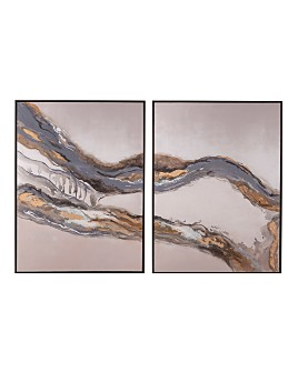 Bassett Mirror - Desert Landscape Wall Art, Set of 2