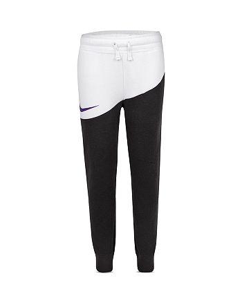 Nike - Boys' Color-Block Swoosh Pants - Little Kid