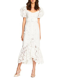 Alice McCall - Cloud Obscurity Lace Midi Dress
