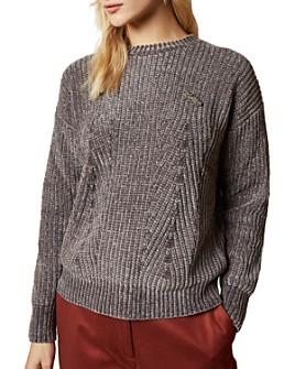 Ted Baker - Innia Chenille Sweater