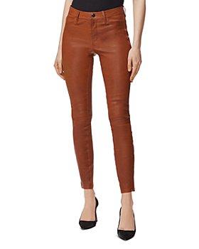 J Brand - Skinny Leather Pants